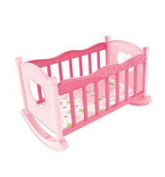 Кроватка для кукол Shantou Gepai Baby Kid 30 см