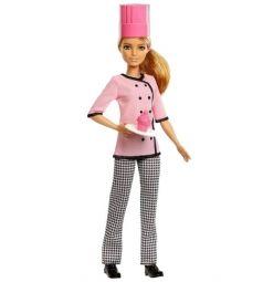 Кукла Barbie Кем быть? Повар 28 см