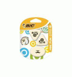 Набор ластиков Bic Mini Fun