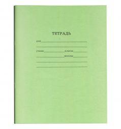 Школьная тетрадь А5 18 листов клетка Проф-Пресс Эконом