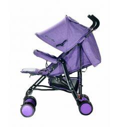 Коляска-трость Everflo Voyage E 850A, цвет: purple