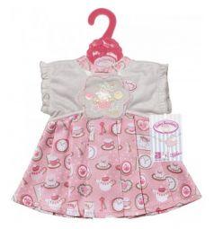 Одежда для куклы Baby Annabell Платье розовое