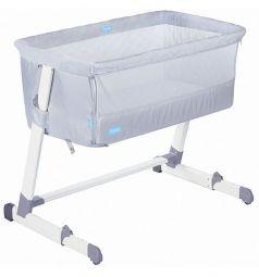 Приставная кроватка Nuovita Accanto, цвет: молочный