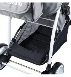 Прогулочная коляска Lionelo Liv, цвет: grey