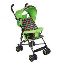Коляска-трость Bambola Love, цвет: зеленый