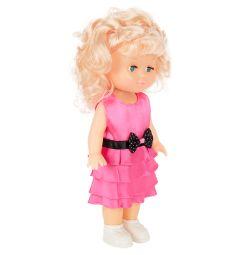 Кукла Tongde Радочка в розовом платье 25 см