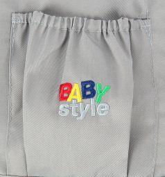 Babystyle Рюкзак-кенгуру, цвет: серый