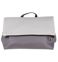 Коляска-люлька для новорожденного Bexa Poland Fresh, цвет: серый/фиолетовый