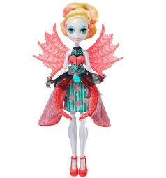 Кукла-трансформер Monster High Монстрик Lagoona Blue 30 см