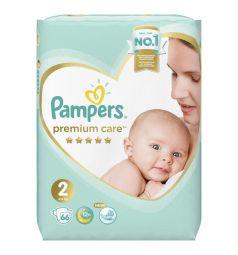 Подгузники Pampers Premium Care Pants 2 размер (4-8 кг) 66 шт.