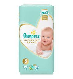 Подгузники Pampers Premium Care Pants 3 размер (6-10 кг) 52 шт.