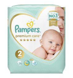 Подгузники Pampers Premium Care Pants 2 размер (4-8 кг) 20 шт.