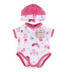 Комплект одежды для куклы Карапуз Hello Kitty 40-42 см