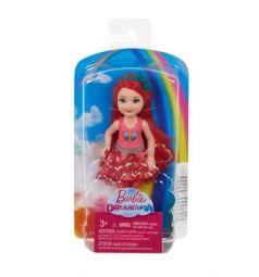 Кукла Barbie Челси с красными волосами