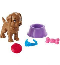 Аксессуары для куклы Barbie Игра со щенком