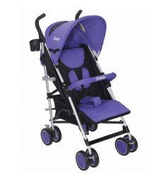 Прогулочная коляска Zlatek Travel, цвет: фиолетовый