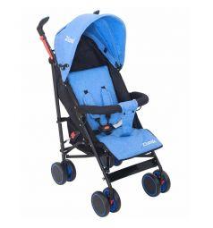 Прогулочная коляска Zlatek Discovery, цвет: темно-синий