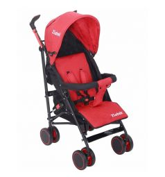Прогулочная коляска Zlatek Discovery, цвет: красный