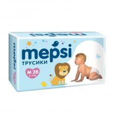 Трусики-подгузники Mepsi (6-11 кг) 28 шт.