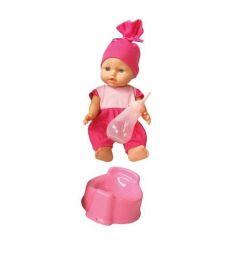 Пупс Mary Poppins Пью и писаю розовая одежда