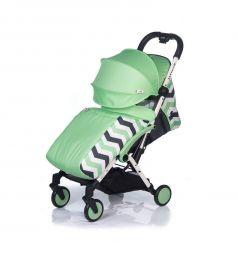 Прогулочная коляска BabyHit Amber plus, цвет: green