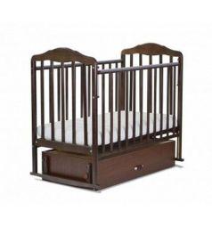 Кровать SKV Company Березка, цвет: венге
