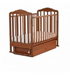 Кровать SKV Company Березка, цвет: орех