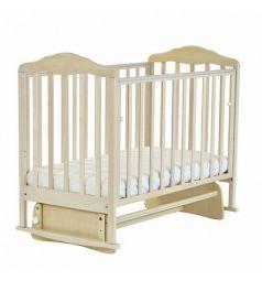 Кровать SKV Company Березка, цвет: бежевый