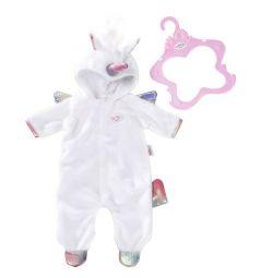 Одежда для кукол Baby Born Комбинезон Единорог