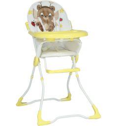 Стульчик для кормления Lorelli Marcel Candy, цвет: желтый