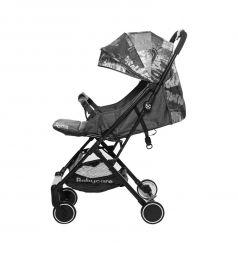 Прогулочная коляска Baby Care Daily, цвет: синий