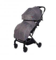 Прогулочная коляска Baby Care Compy, цвет: серый
