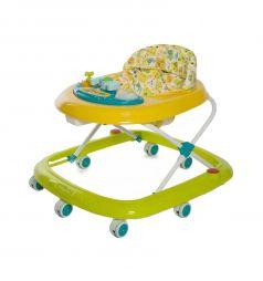 Ходунки Baby Care Corsa, цвет: желтый