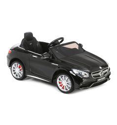 Электромобиль Weikesi Mercedes-Benz S63 AMG, цвет: черный