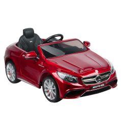 Электромобиль Weikesi Mercedes-Benz S63 AMG, цвет: красный