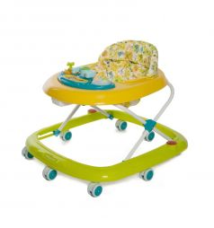 Ходунки Baby Care Corsa, цвет: зеленый