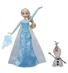 Кукла Disney Frozen Холодное сердце Эльза и волшебство 30 см