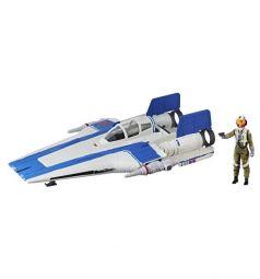 Игровой набор Star Wars Транспорт Хан Соло Аэро 1 31 см