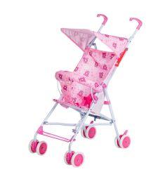 Коляска-трость BabyHit Flip, цвет: pink