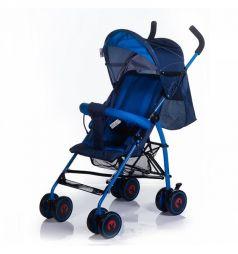 Коляска-трость BabyHit Dandy, цвет: blue/grey/jeans