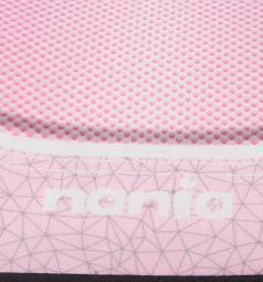 Автокресло-бустер Nania Topo Comfort, цвет: розовый/серый