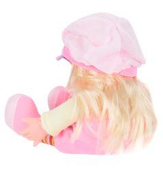 Кукла Игруша в розовом платье 30 см