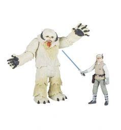 Игровой набор Star Wars Транспорт Хан Соло Хот Хампа и Люк Хот