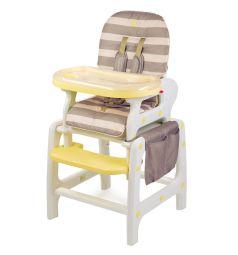 Стульчик для кормления Happy Baby Oliver, цвет: Beige