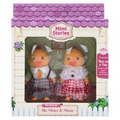Набор фигурок Mimi Stories Семья уток (2 фигурки) 8 см
