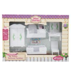 Мебель для кукол Mimi Stories (9 предметов)