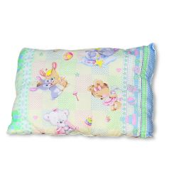 Подушка Cleo Игрушки 40 х 60 см, цвет: мультиколор