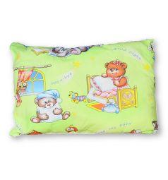 Подушка Cleo Игрушки 50 х 70 см, цвет: салатовый