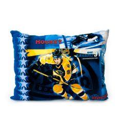 Подушка Cleo Спорт 50 х 70 см, цвет: синий