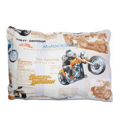 Подушка Cleo Спорт 50 х 70 см, цвет: белый